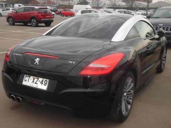 Peugeot RCZ  año 2011