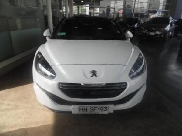 Peugeot RCZ  año 2015