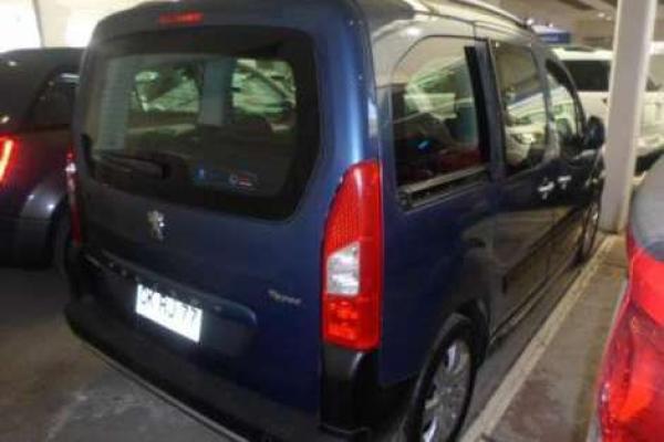 Peugeot Tepee OUTDOOR HDI 1.6 año 2010