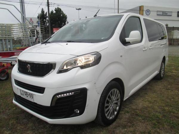 Peugeot Traveller TRAVELLER 2.0 BUSINESS L3 año 2019