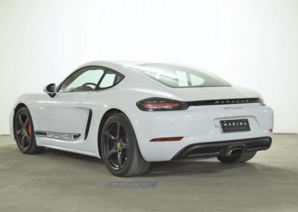Porsche 718 CAYMAN año 2018