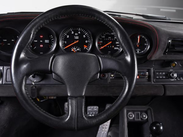 Porsche 911 Turbo año 1986
