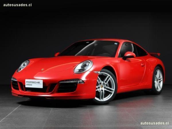 Porsche 911 CARRERA COUPE 991 año 2014