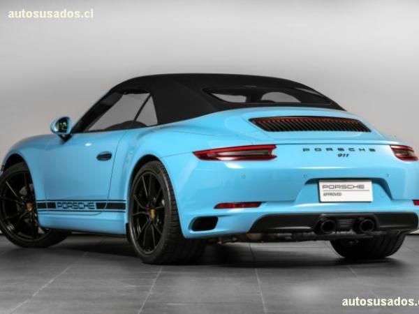 Porsche 911 CARRERA CABRIOLET año 2019