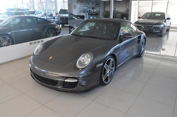 Porsche 911 Turbo 997 año 2007