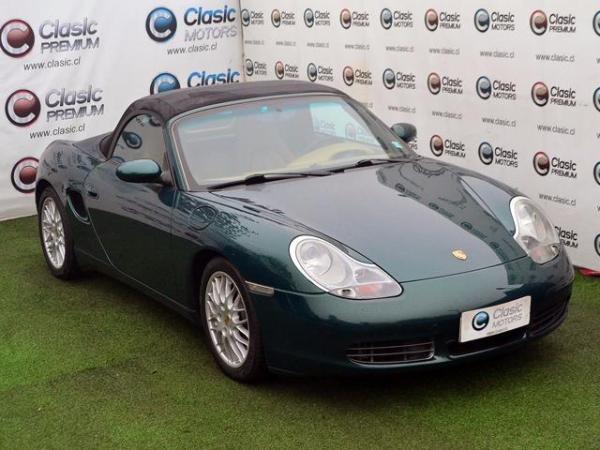 Porsche Boxster S 65.000 año 2002
