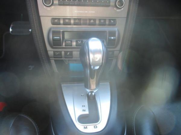 Porsche Boxster S Triptonic 3.5 año 2008