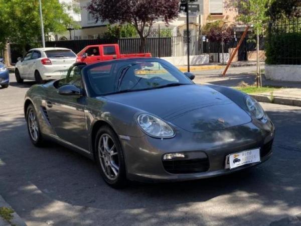 Porsche Boxster 2.7 COUPE año 2008