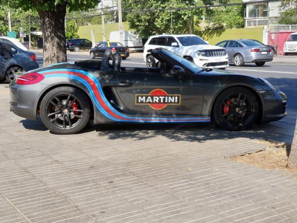Porsche Boxster  año 2013