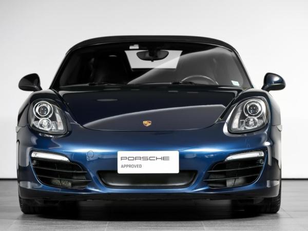 Porsche Boxster S año 2013