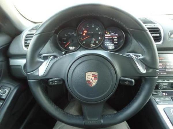 Porsche Boxster  año 2014