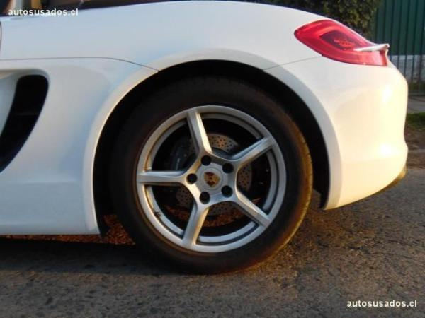 Porsche Boxster 981 2.7 año 2015