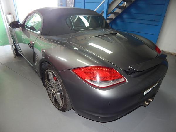 Porsche Boxster S  año 2010