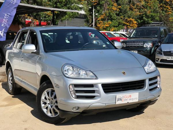 Porsche Cayenne 3.6 TIPTRONIC año 2007