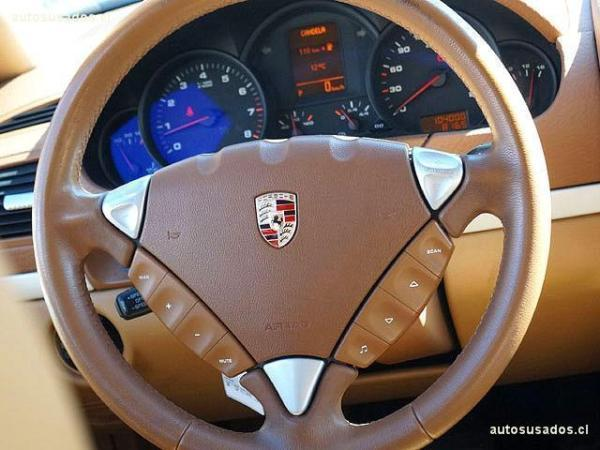 Porsche Cayenne 3.6 año 2008
