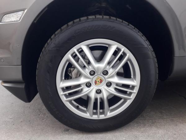 Porsche Cayenne Turbo S 4.8 V8 año 2008