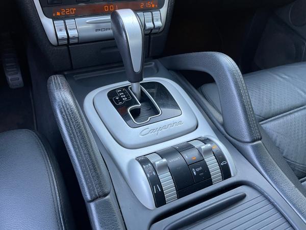 Porsche Cayenne 3.6 V6 TIPTRONIC año 2010