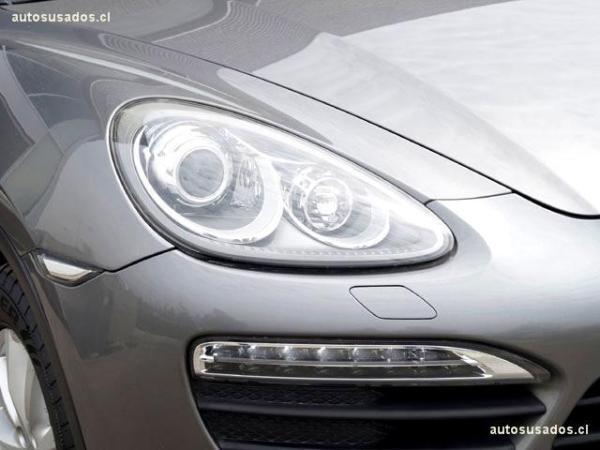 Porsche Cayenne S E2 4.8 año 2011