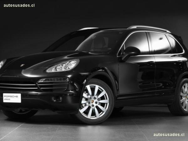Porsche Cayenne S E2 año 2012