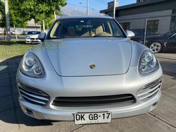Porsche Cayenne 3.6 AT V6 año 2012