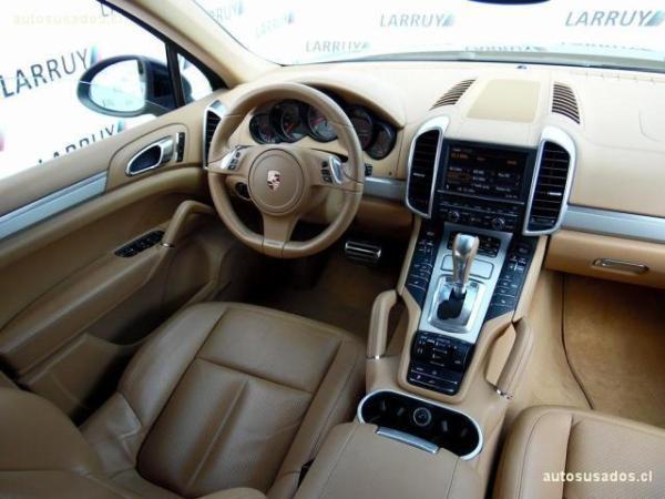 Porsche Cayenne S 4.8 año 2012