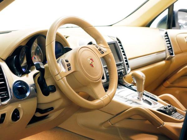 Porsche Cayenne S V8 año 2013
