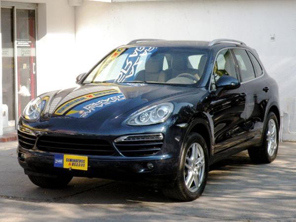 Porsche Cayenne Cayenne 4x4 3.0 año 2014