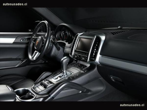Porsche Cayenne S E2 II año 2015