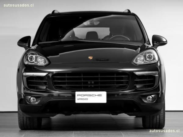 Porsche Cayenne Platinum Edition año 2017