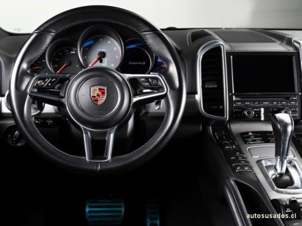 Porsche Cayenne S año 2017