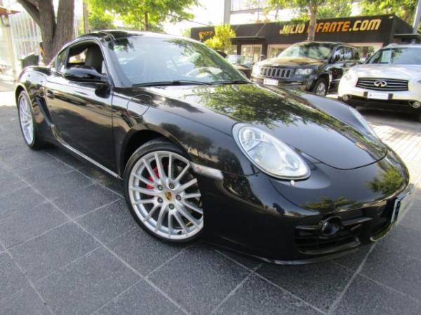 Porsche Cayman S año 2009