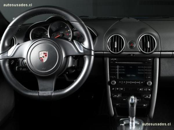 Porsche Cayman PDK año 2013