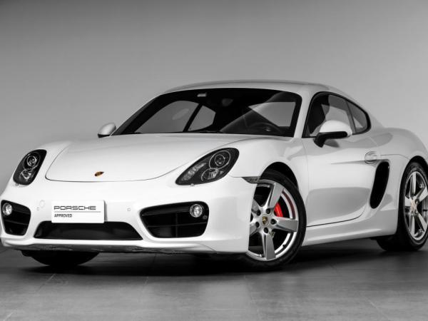 Porsche Cayman S año 2013