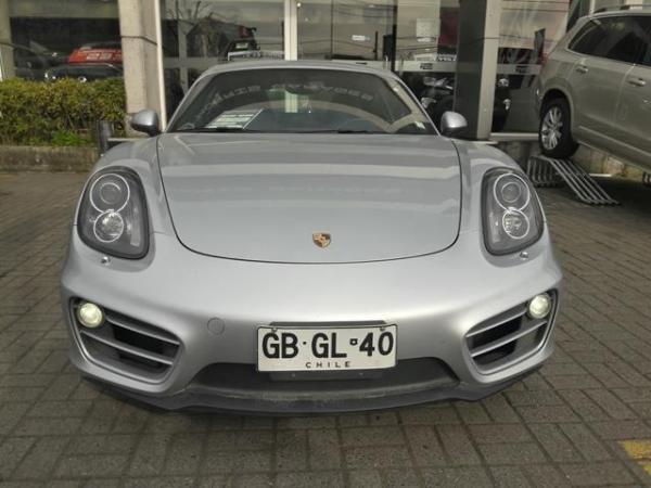 Porsche Cayman CAYMAN 981 año 2014