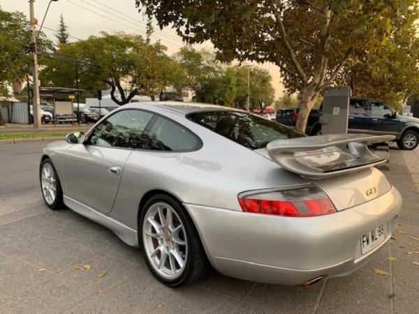 Porsche GT3 996 año 2000