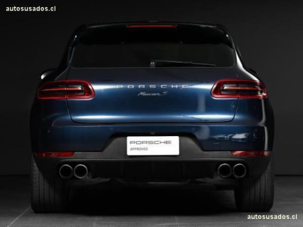 Porsche Macan VERSION S año 2015