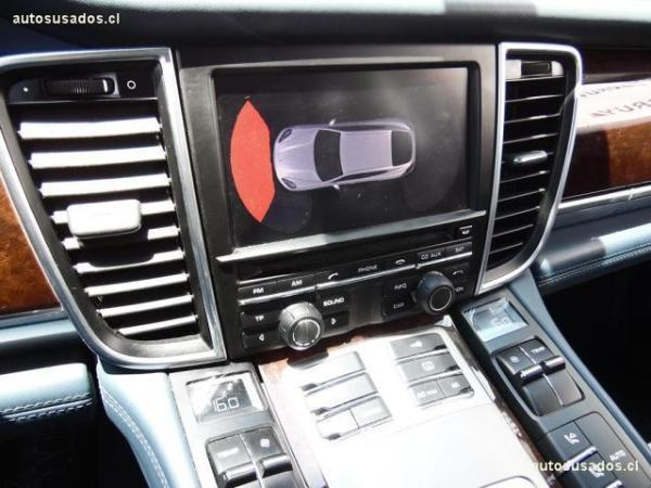 Porsche Panamera PDK 3.6 año 2011