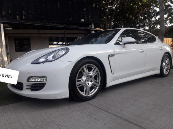 Porsche Panamera DSL año 2013