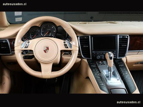 Porsche Panamera II año 2015