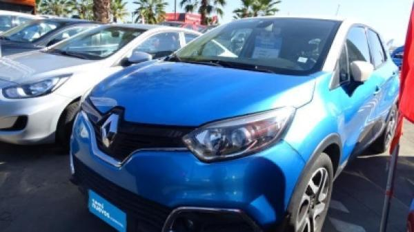 Renault Captur DYNAMIQUE año 2015