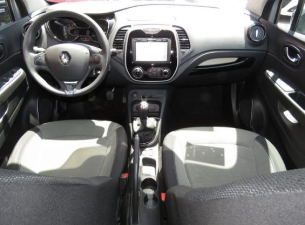 Renault Captur EXPRESSION año 2015
