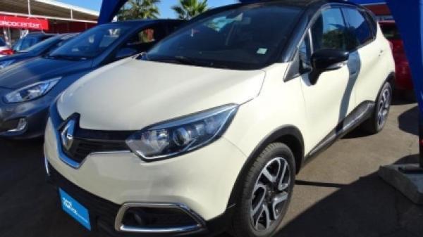 Renault Captur DYNAMIQUE año 2016