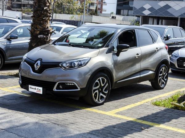 Renault Captur 1.2 AT año 2016