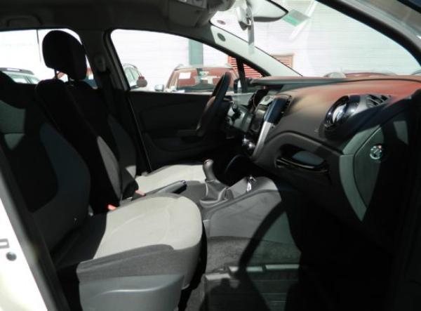 Renault Captur EXPRESSION año 2016