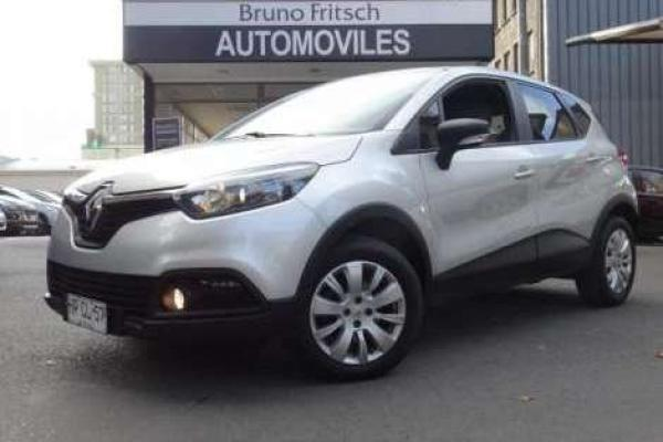 Renault Captur AUTHENTIQUE 1.5 año 2016