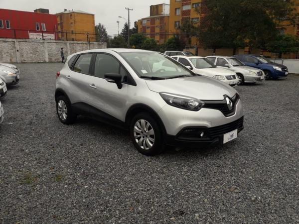 Renault Captur 1.5 D año 2017