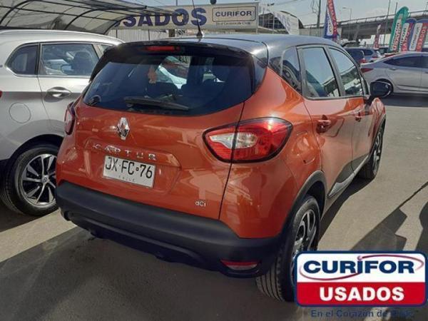 Renault Captur EXPRESSION 1.5 año 2018