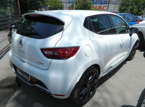 Renault Clio RS año 2015