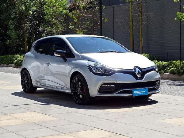 Renault Clio RS SPORT año 2016