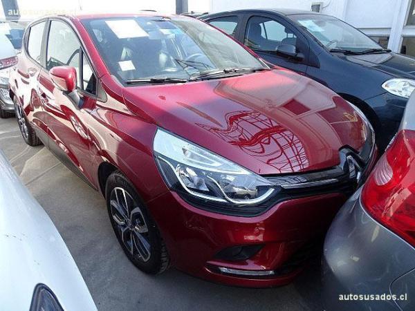 Renault Clio HB EXPRESSION 1.2 año 2017